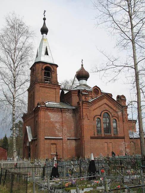 Ушаки Никольский храм